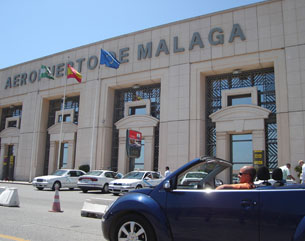 Malaga Car Hire Deals Next To The Airport Cheap Car Rental In Malaga